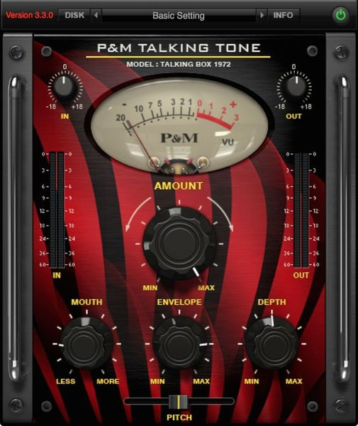 Plug And Mix Talking Tone