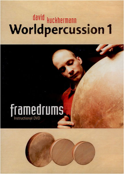 Drumport World Percussion Advanced Frame Drums 1