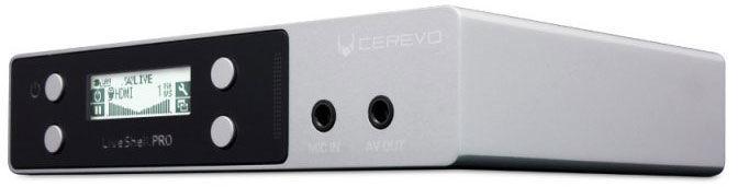 Cerevo LiveShell Pro