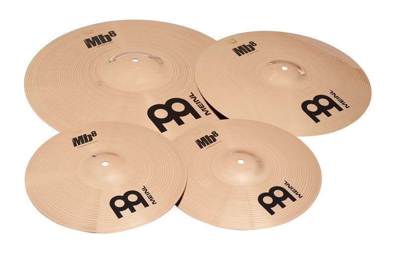 Meinl MB8 Standard Cymbal Set II