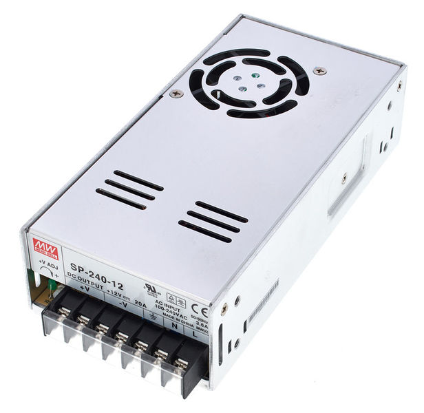 MeanWell Power Supply 12V/20A 240W