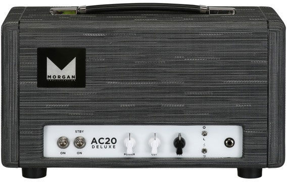 Morgan Amplification AC20 Deluxe Head Driftwood