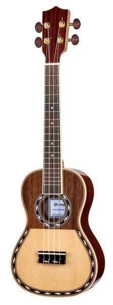Thomann Concert Ukulele Split Top