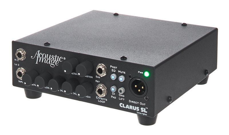 Acoustic Image Clarus SL S4plus 606IA plus