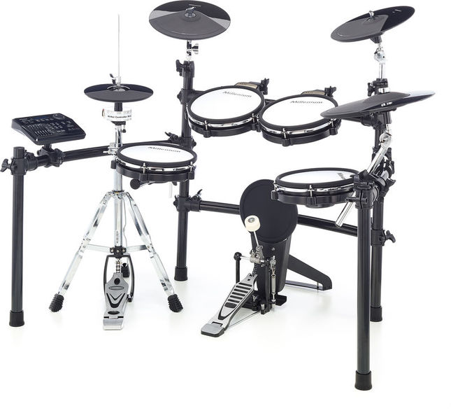 Millenium MPS-750 E-Drum Mesh Set Mine