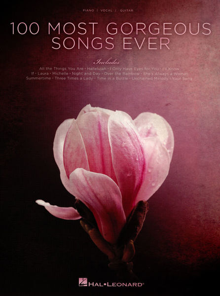 Hal Leonard 100 Most Gorgeous Songs