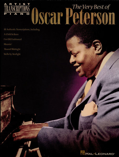 Hal Leonard Very Best Of Oscar Peterson
