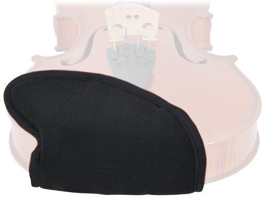 Vaagun Chinrest Cover Black Small
