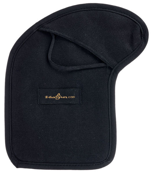Vaagun Chinrest Cover Black Size XL
