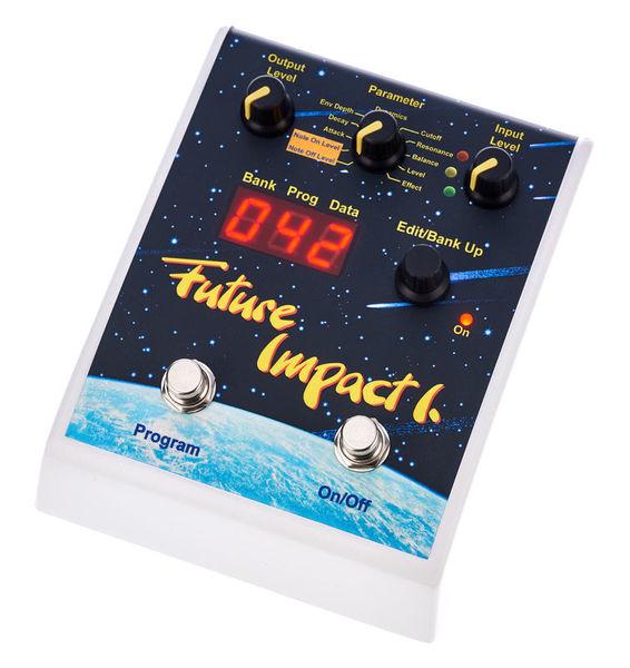 Future Impact I. panda audio
