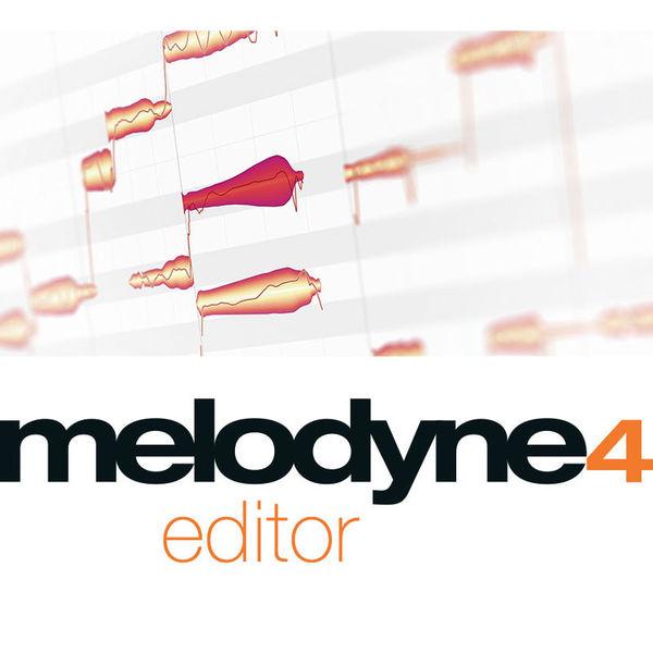 Celemony Melodyne 4 editor Upg. essent.