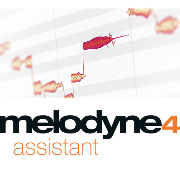 Celemony Melodyne 4 assis. Upg. essent.