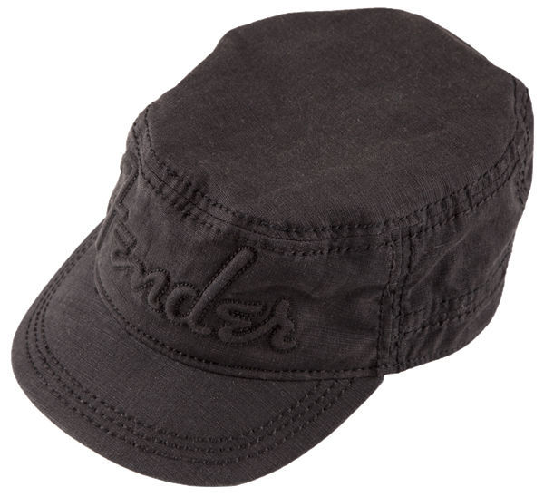 Fender Military Cap Black L/XL