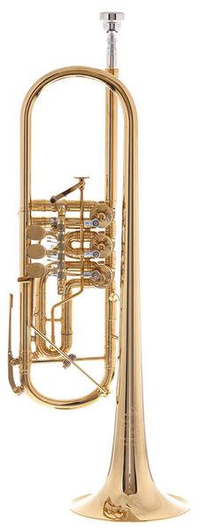 Johannes Scherzer 8228-AU ÜK Bb Trumpet