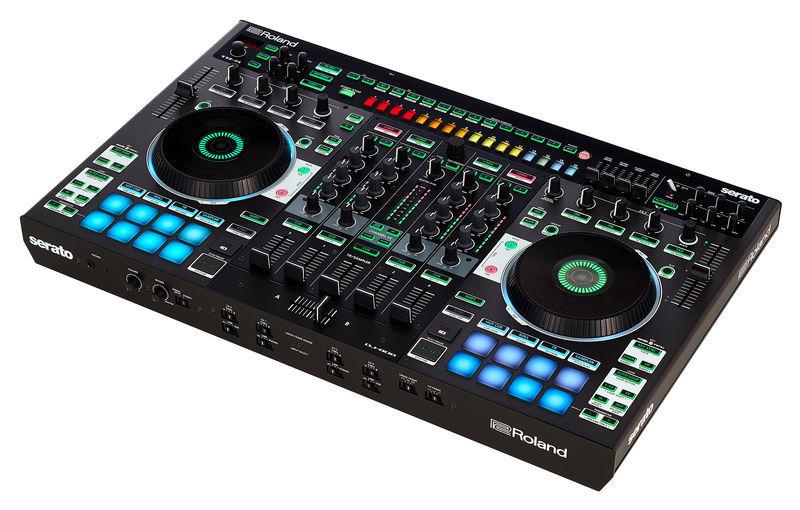 Audio/midi-controller dj-808 Musikinstrumente Roland Dj-808 Co