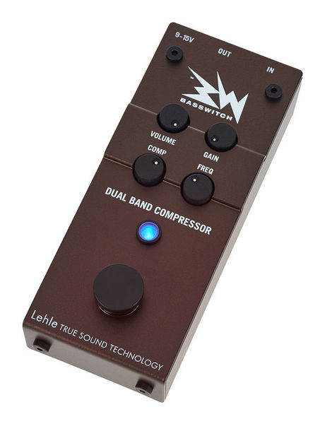 Lehle Basswitch Dual Band Compressor