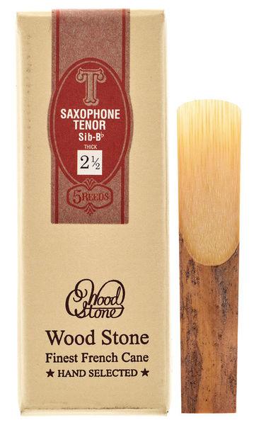 Wood Stone Tenor Sax 2,5 Reeds