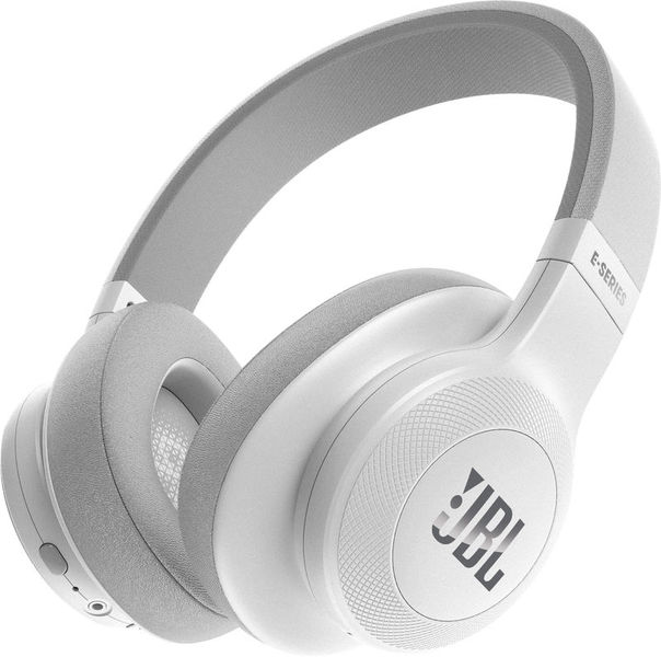 JBL by Harman E55 BT White