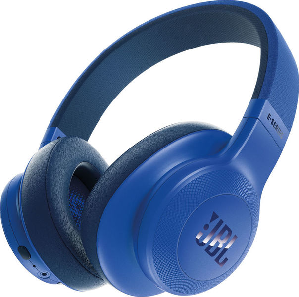 JBL by Harman E55 BT Blue