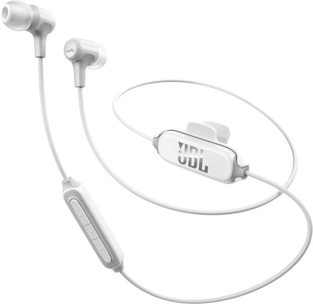 JBL by Harman E25 BT White