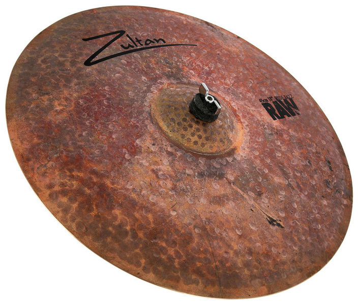 "Zultan 18"" Raw Jazz Ride"