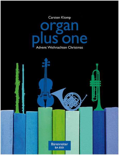 Bärenreiter Organ Plus One Christmas