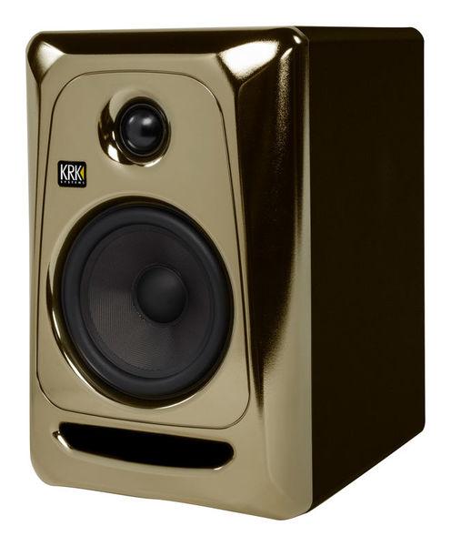 KRK RP5 G3 Ltd. Black Gold