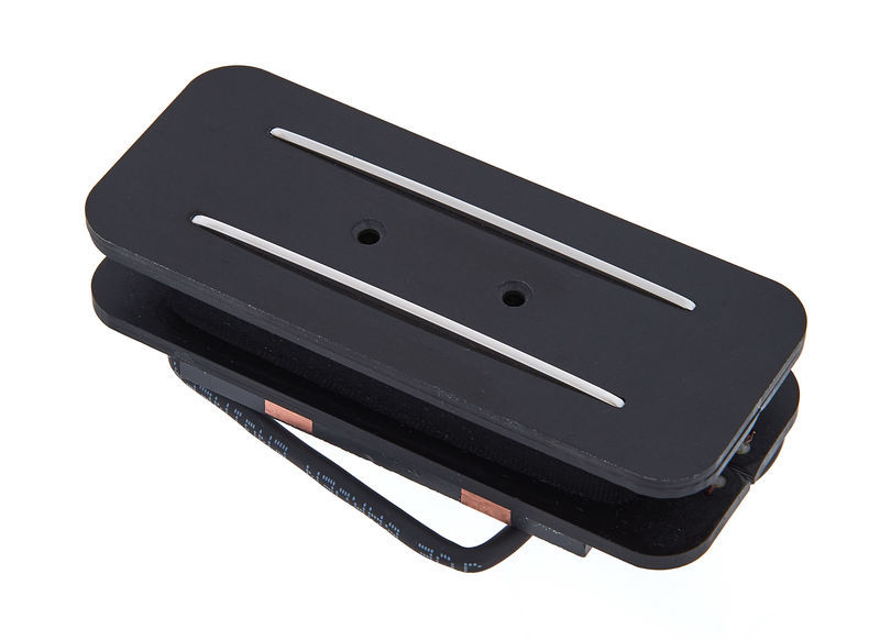 JBE Pickups Soapbar/P-90 Bridge Black