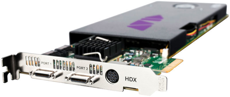 Avid HDX Core Card only