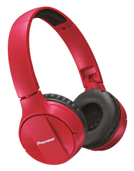 Pioneer SE-MJ553BT-R Red