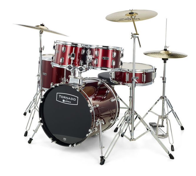 Mapex Tornado Junior Zildjian Set DR