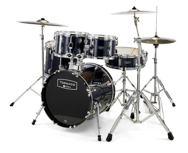 Mapex Tornado Junior Zildjian Set YB