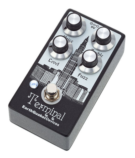 EarthQuaker Devices Terminal Destructive Fuzz