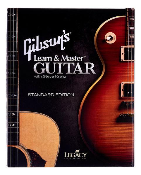 Hal Leonard Gibson Learn & Master B-Stock