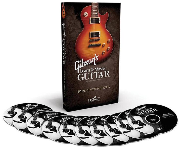 Hal Leonard Gibson's Learn Bonus B-Stock