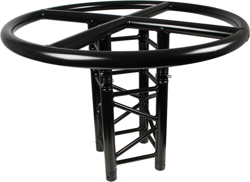 Global Truss F34 Top Ring 100 Black