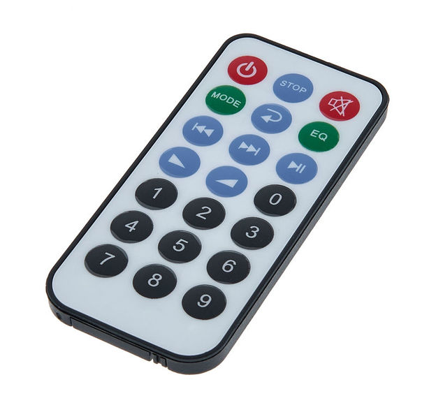 Fun Generation PL 108A, 110A, 112A IR Remote