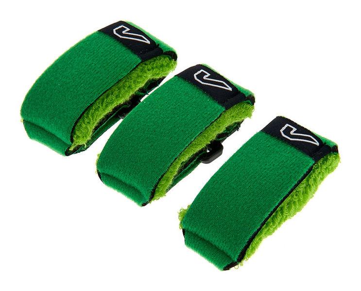 Gruvgear Fretwraps HD SM Leaf Green 3P