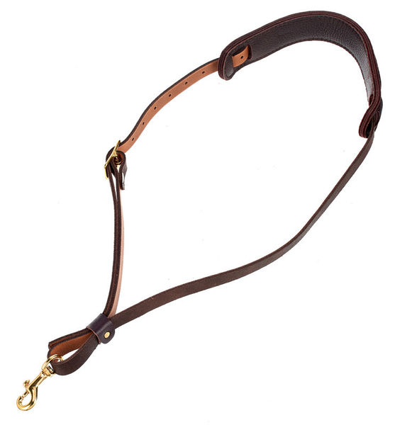 Kölbl Bebop Sax Strap dark brown