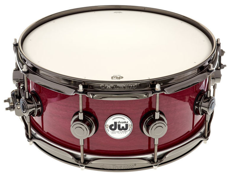"DW 14""x6,5"" Snare Purple Heart"