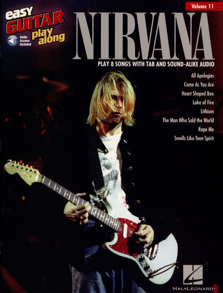 Hal Leonard Easy Guitar Play-Al. Nirvana