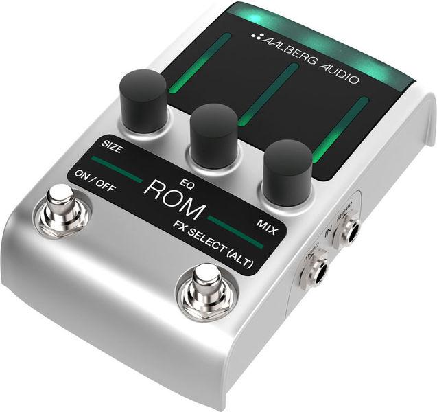 Aalberg Audio ROM RO-1 Reverb