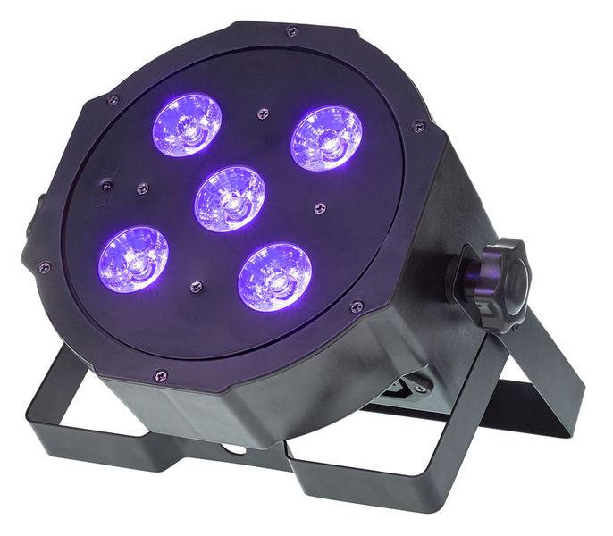 SePar Quad LED RGB UV IR Fun Generation
