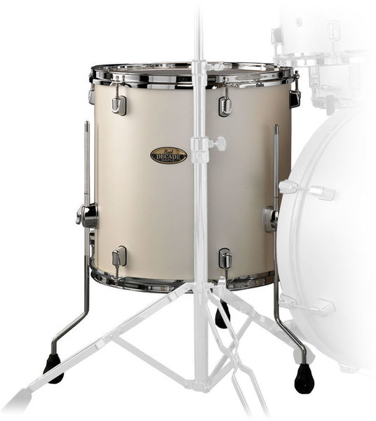"Pearl 14""x14"" Decade Maple FT -WH"