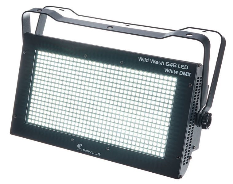 Wild Wash 648 LED CW Stairville
