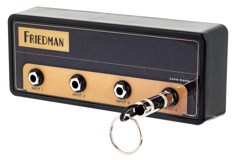 KSE Music Friedman Jack Rack Keychains