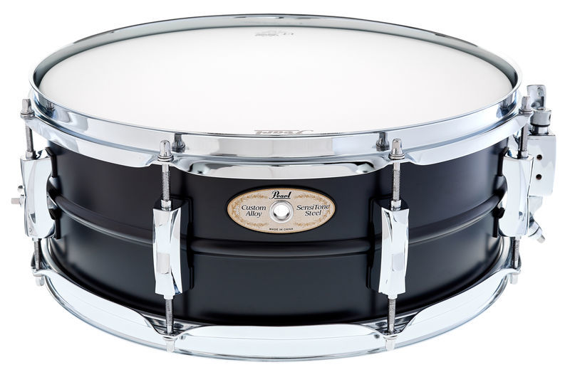 "Pearl 14""x5,5"" Sensitone Black ltd."