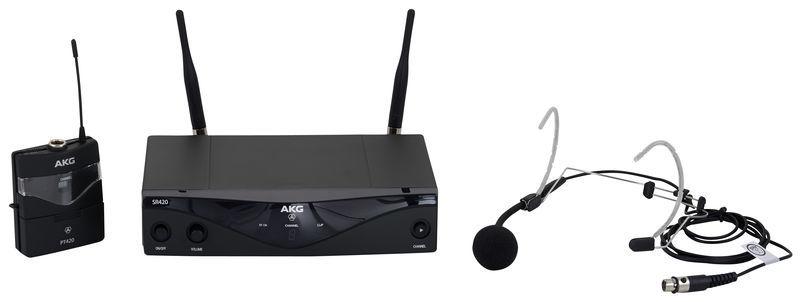 AKG WMS 420 Headset Set Band A