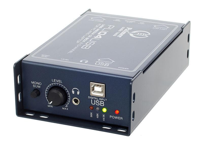 PLI 04 USB Palmer
