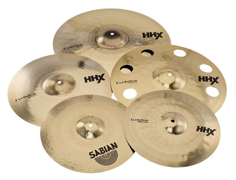 HHX Special Evolution Cym. Set Sabian